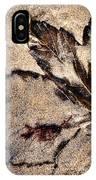 Sand Art IPhone Case