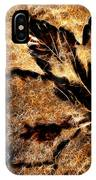 Sand Art With Pizzazz  IPhone Case