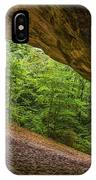 Sand Cave IPhone Case