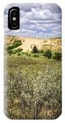 Sand Dunes In Manitoba IPhone Case