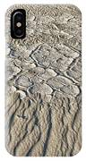 Sand Dunes Like Fine Cloth IPhone Case