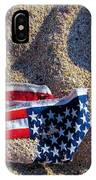 Sand Flag IPhone Case