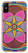 Sand Mandala IPhone Case