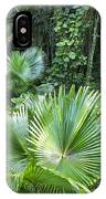 Sandals Royal Plantation Greenery IPhone Case