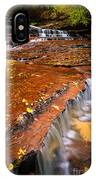 Sandstone Cascade IPhone Case