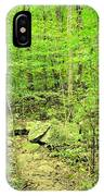 Sandstone Glade Of Shades Mountain IPhone Case