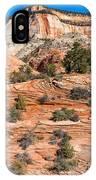 Sandstone Hills IPhone Case