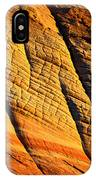 Sandstone Of Time IPhone Case
