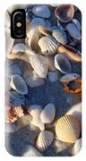 Sanibel Island Shells 1 IPhone Case