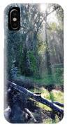 Santa Barbara Eucalyptus Forest II IPhone Case