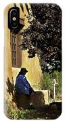 Santa Fe Afternoon - New Mexico IPhone Case