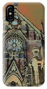 Santa Fe Cathedral IPhone Case
