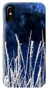 Santa Fe Grass 1 IPhone Case