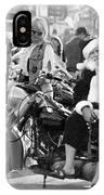 Santa Helpers IPhone Case