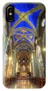 Santa Maria Sopra Minerva IPhone Case