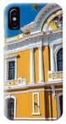 Santa Marta City Hall IPhone Case