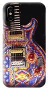 Santana Guitar IPhone Case
