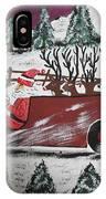 Santa's Truckload IPhone Case