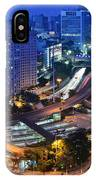 Sao Paulo Skyline - Downtown IPhone Case