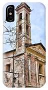 Saorge Church IPhone Case