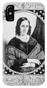 Sarah Childress Polk (1803-1891) IPhone Case