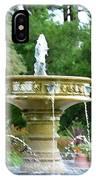 Sarah Lee Baker Perennial Garden 6 IPhone Case