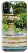 Sarah Lee Baker Perennial Garden 7 IPhone Case