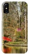 Sarah P. Duke Gardens IPhone Case