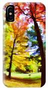 Saratoga Tree IPhone Case