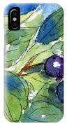 Saskatoon Berries IPhone Case