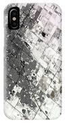 Satellite View Of Amarillo, Texas IPhone Case