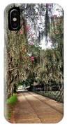 Savannah Moss IPhone Case