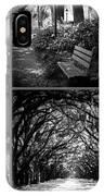 Savannah Shadows Collage IPhone Case