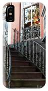 Savannah Stairs IPhone Case