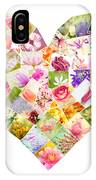 Say It With Flowers IPhone Case