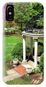 Sayen Garden Spring IPhone Case
