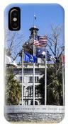 Sc Veterans Monument IPhone Case
