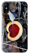 Scarlet Elfcup IPhone Case
