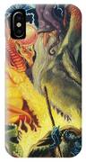 Scary Things IPhone Case