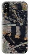 Scat IPhone Case