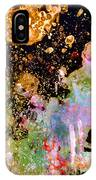 Scattering Of Centerpoints IPhone Case