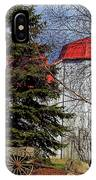 Scene In Vermont IPhone Case