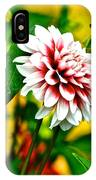 Scenic Bouquet IPhone Case