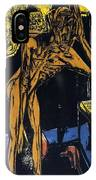 Schlemihls In The Loneliness Of The Room IPhone Case