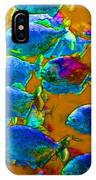 School Of Piranha V1 IPhone Case