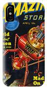 Science Fiction Cover, 1939 IPhone Case