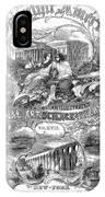 Scientific American, 1867 IPhone Case