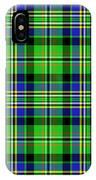 Scott Tartan Variant IPhone Case