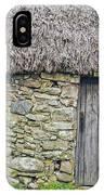 Scottish Farmhouse IPhone Case