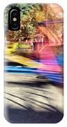 Scrambler Blur IPhone Case